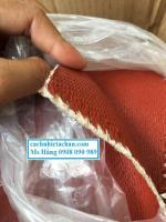 Vải Silicone chịu nhiệt cốt sợi thủy ...